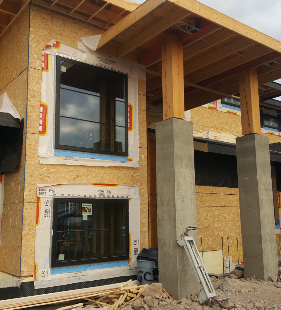 kelowna-custom-home-progress-photo